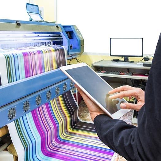 home repro digiprint cirkel - Kartonnage & labels
